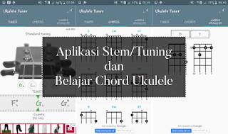 aplikasi stem sekaligus belajar chord ukulele terbaik