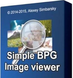 برنامج, حديث, لعرض, صور, BPG, فائقة, الجودة, على, الكمبيوتر, Simple ,BPG ,Image ,Viewer
