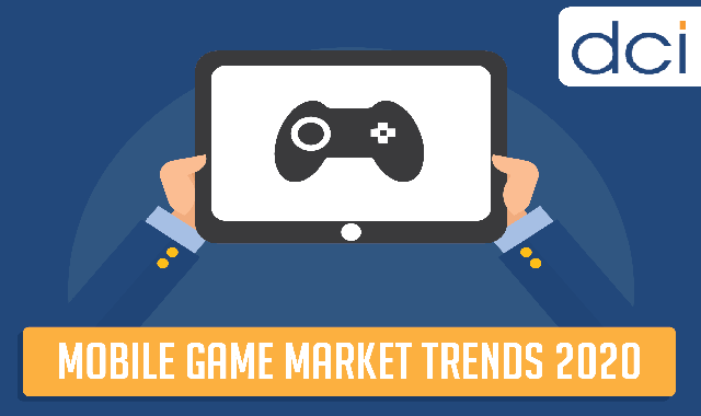 Mobile Game Market Trends 2020 #infographic