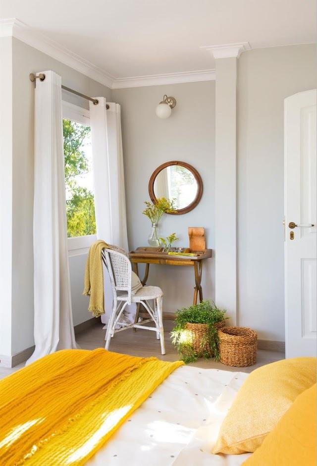 4 quy tắc vàng khi phố màu trong thiết kế nội thất nhà phố đẹp nên biết