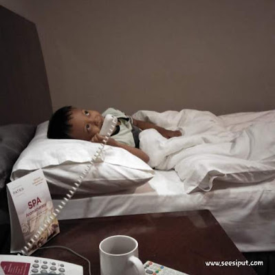 Menginap di Patra Hotel