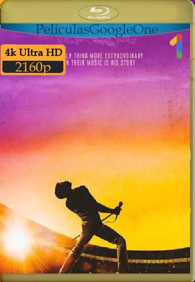 Bohemian Rhapsody (2018) 4K 2160p UHD [HDR] Latino [GoogleDrive]