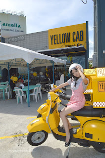 trixia salonga at yellow cab cavite