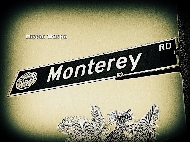 Monterey Road, San Marino, California by Mistah Wilson
