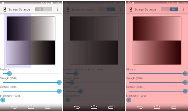 screen balance apk