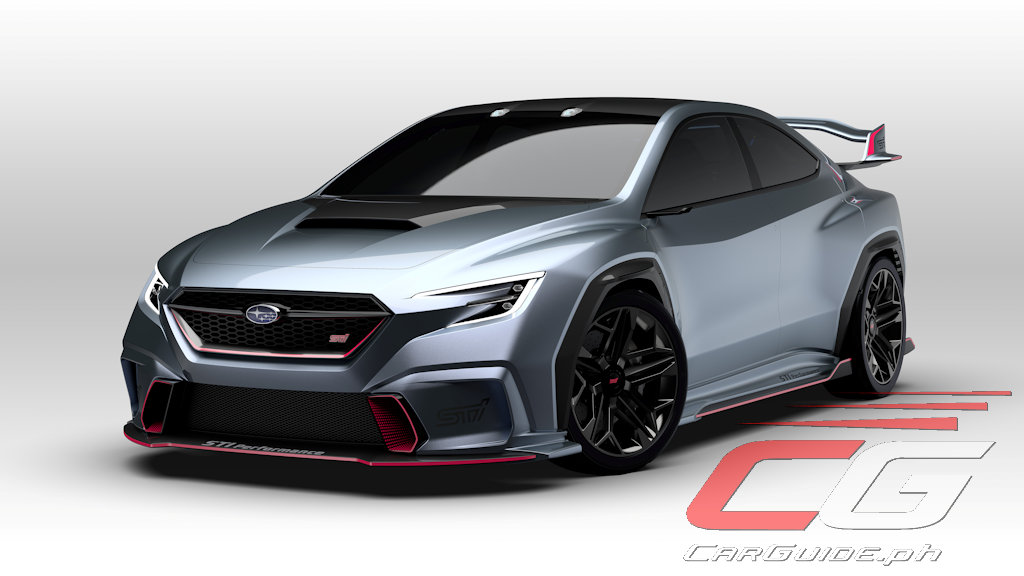 allnew subaru wrx levorg expected in 2020 to have