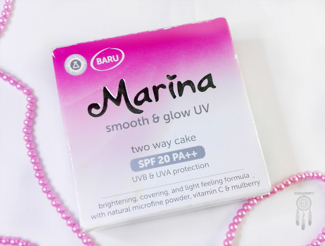 Review: Marina Smooth & Glow UV
