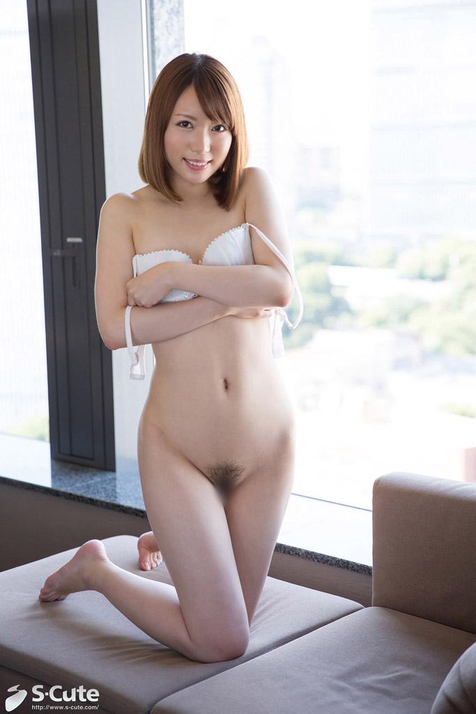 CENSORED S-Cute 502-Aika #1 雪のように白い肌の美女と恥じらいエッチ, AV Censored