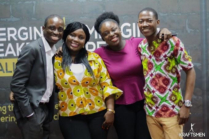Theodore Abiwu wins 2017 Emerging Speakers Challenge