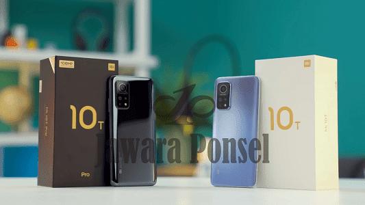 Spesifikasi Xiaomi Mi 10T 5G dan Mi 10T Pro 5G