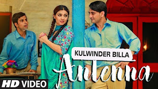Antenna Lyrics - Kulwinder Billa