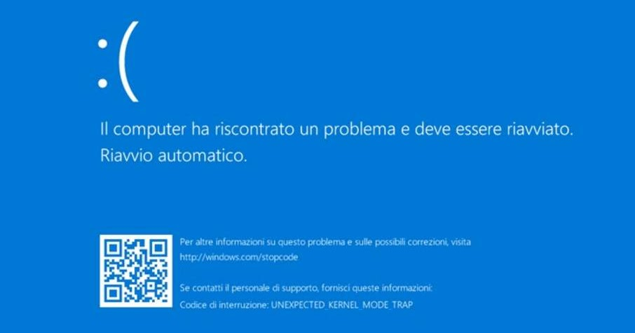 Analisi Dei Crash Quot Schermo Blu Quot Di Windows E Cercare La