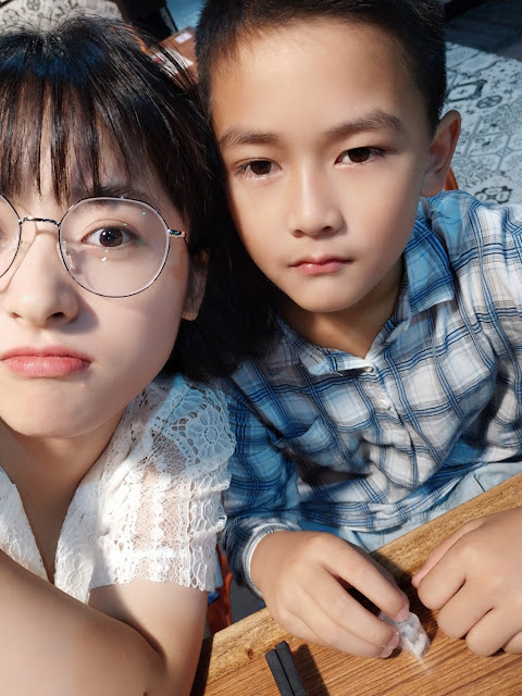 Shen Yue little brother