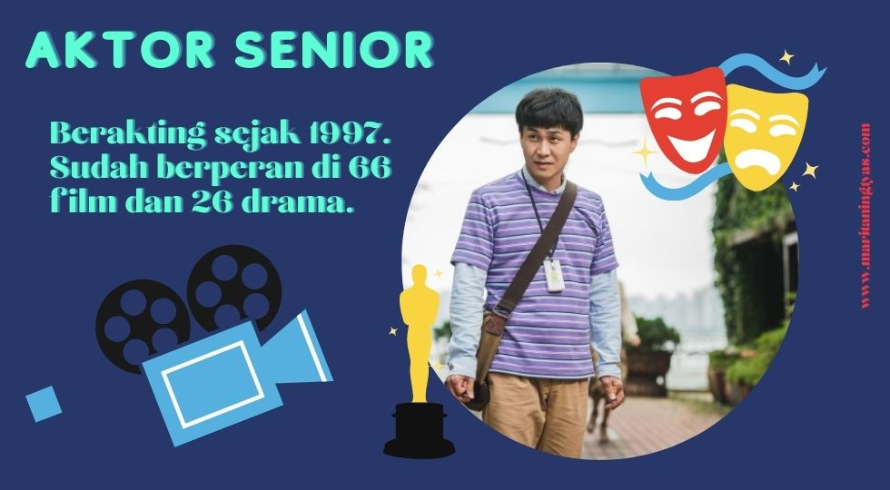 aktor senior Korea Selatan; Oh Jung Se
