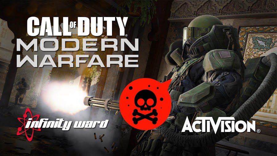 call of duty modern warfare ps4 exclusive spec ops survival mode outrage activision sony interactive entertainment