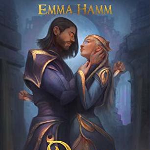 DAWN OF COBALT SHADOWS (Burning Empire #2) - by Emma Hamm