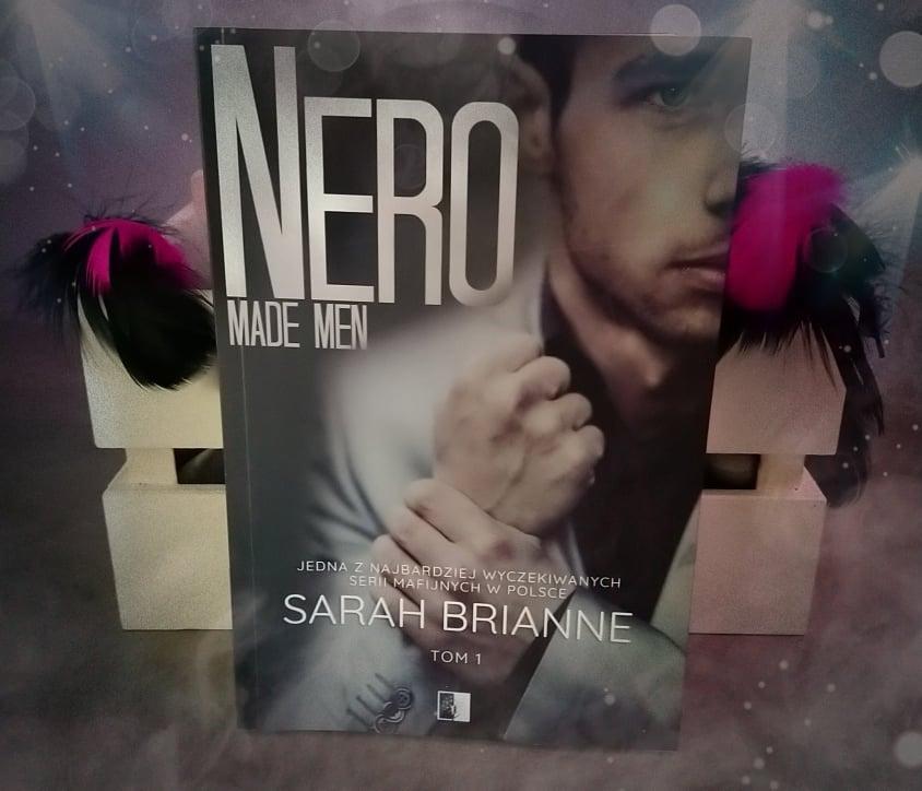 Sarah Brianne - Nero - Wydawnictwo NieZwykłe - Recenzja Patronacka