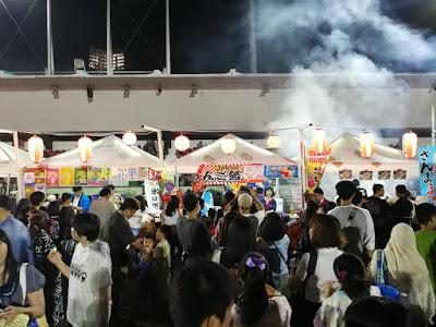 ラムウォン盆踊り大会