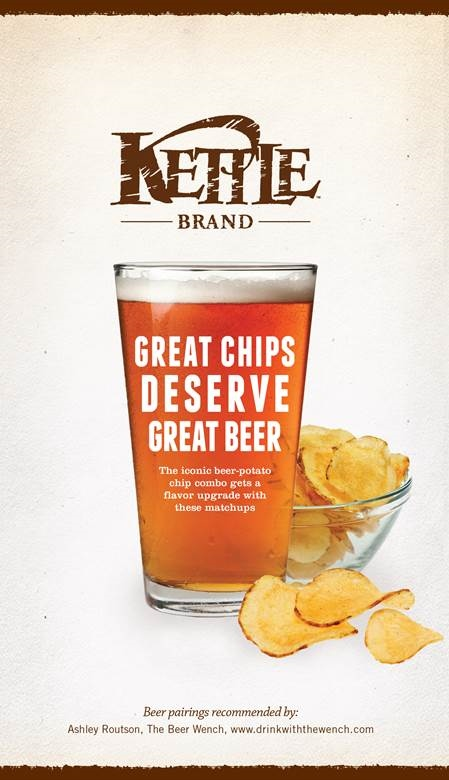 Beer Musings PDX: Chips & Beer - What Could Go Wrong?