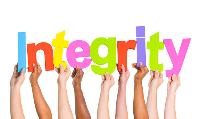 Renungan Harian: Rabu, 1 September 2021 - Setia Pada Integritas