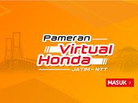 700 an Konsumen Honda Kunjungi Pameran Virtual Honda dan MPM motor bagikan  10 voucher BBM bagi yang beruntung