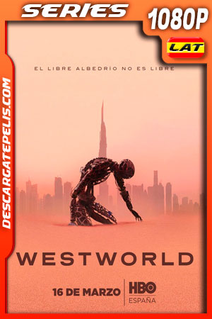 Westworld (2020) 1080p WEB-DL Latino – Ingles