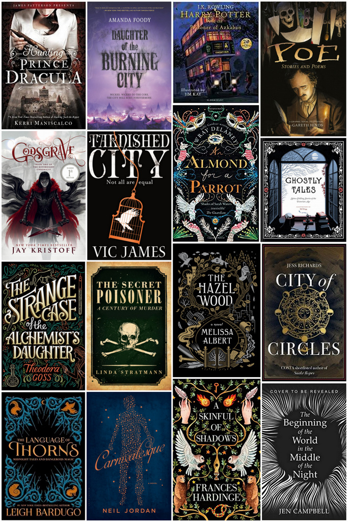 New + Upcoming Book Releases Wish List