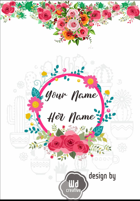 Promote Design Wedding Invitation Vector Cdr Psd Ai Card 1