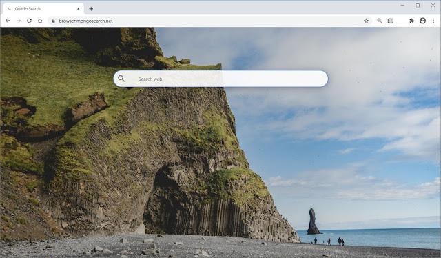 Browser.mongosearch.net (Hijacker)