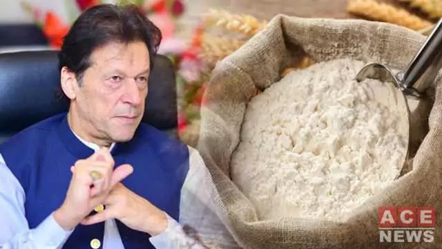 The flour crisis: Prime Minister Imran Khan has fulfilled another promise