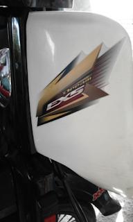 Gambar stiker motor