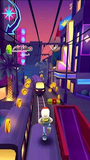 تحميل لعبة صب واي مهكرة Subway Surfers 2021 من ميديا فاير