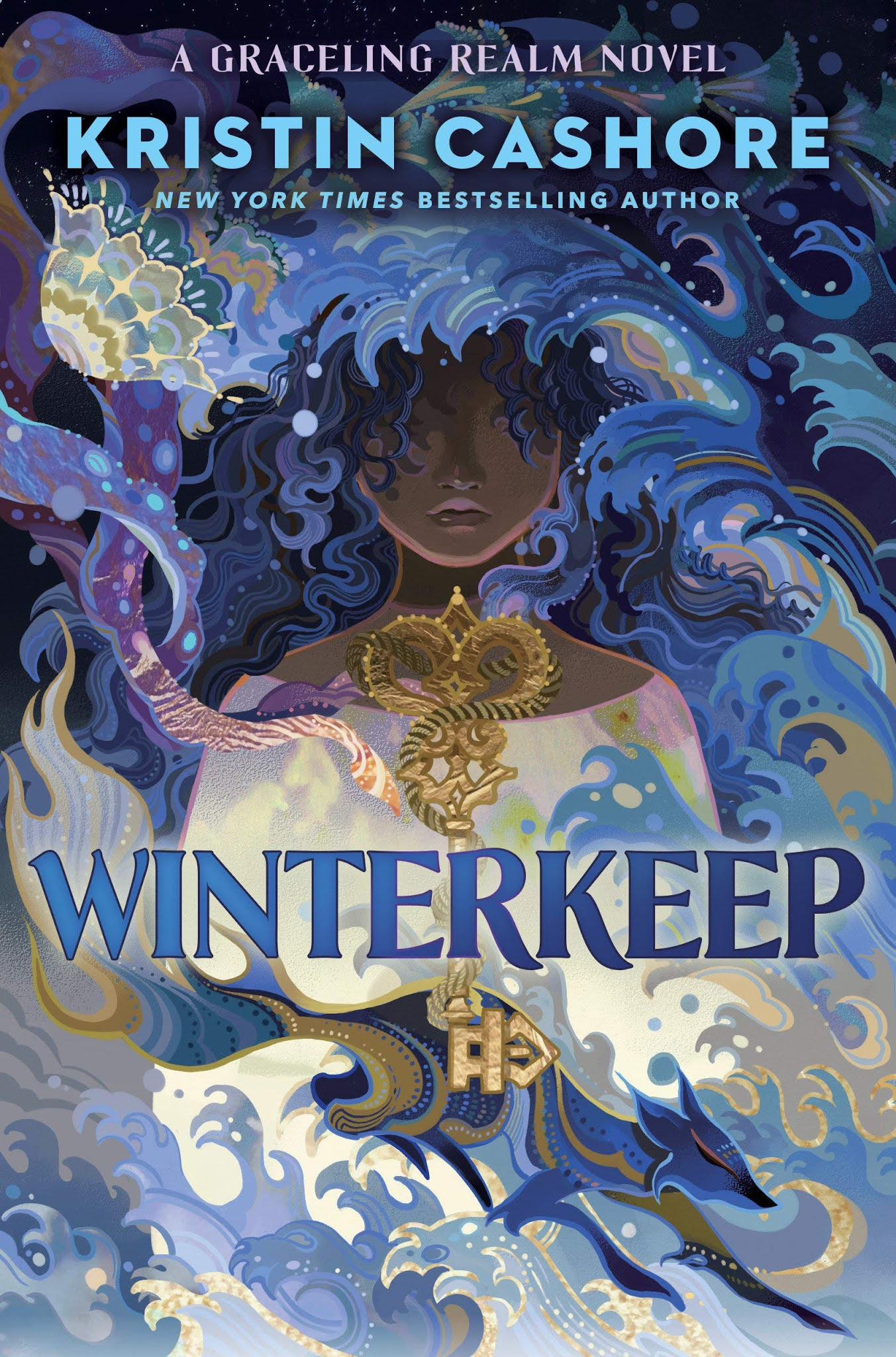 Winterkeep by Kristin Cashore