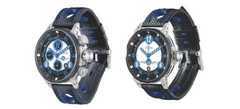 B.R.M. Partners with BMW Car Club for Limited Edition Watches