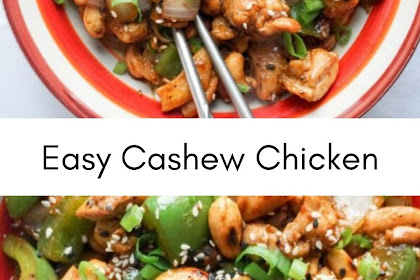 Easy Cashew Chicken