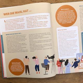 Buch Demokratie für Kids: So geht's!