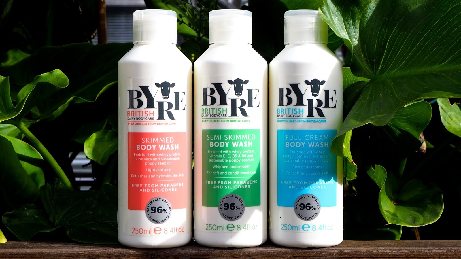 Byre Body Washes