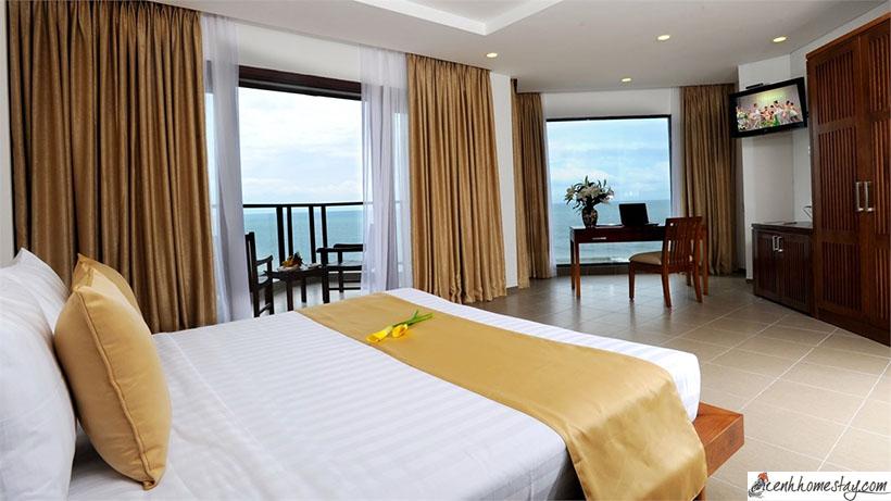 10 Resort, Khách sạn, nhà nghỉ, homestay Cần Giờ gần biển, chợ Hàng Dương