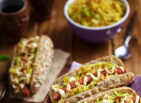 Zdrowy fast food, czyli domowy Hot-Dog