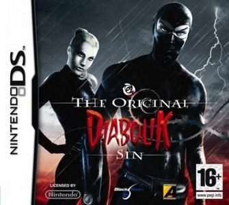 Rom Diabolik The Original Sin NDS