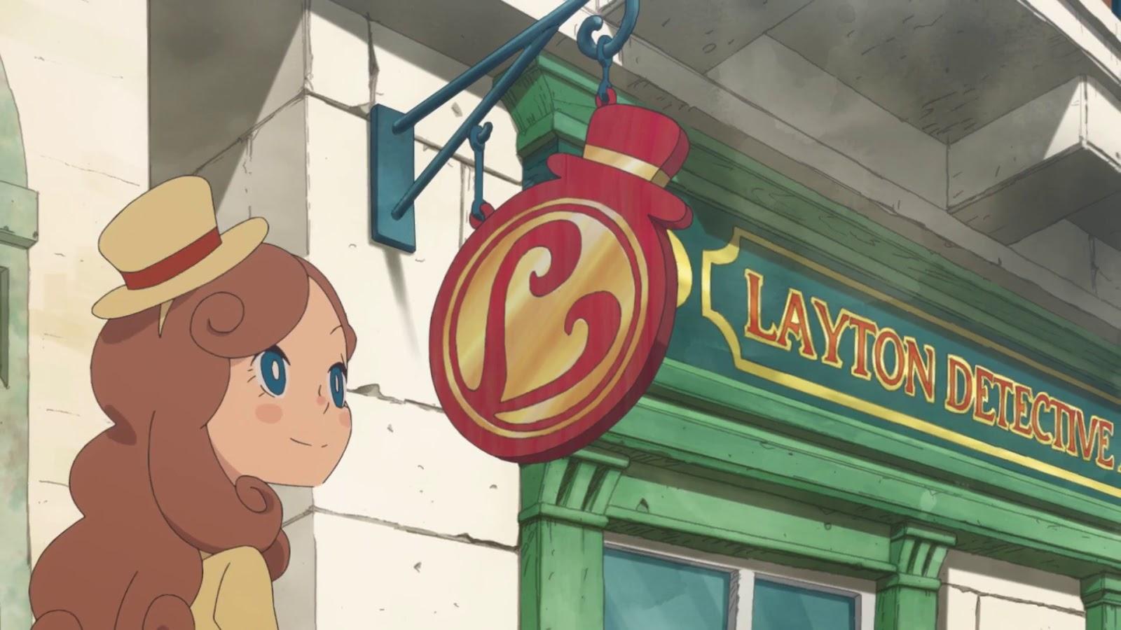 Level-5 quiere llevar Layton a Nintendo Switch