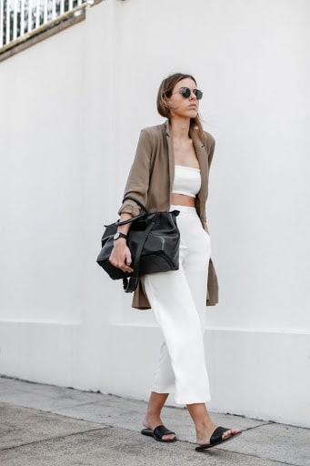 white pants for women