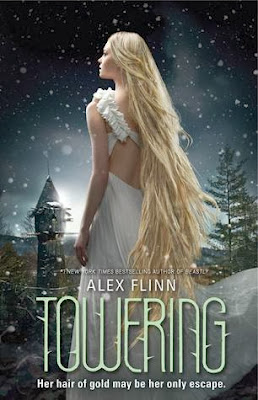 http://www.amazon.com/Towering-Alex-Flinn/dp/0062024175/ref=sr_1_1?s=books&ie=UTF8&qid=1385335393&sr=1-1&keywords=towering+alex+flinn