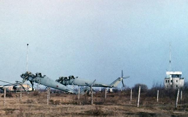 Helikopter Rahasia Milik Rusia