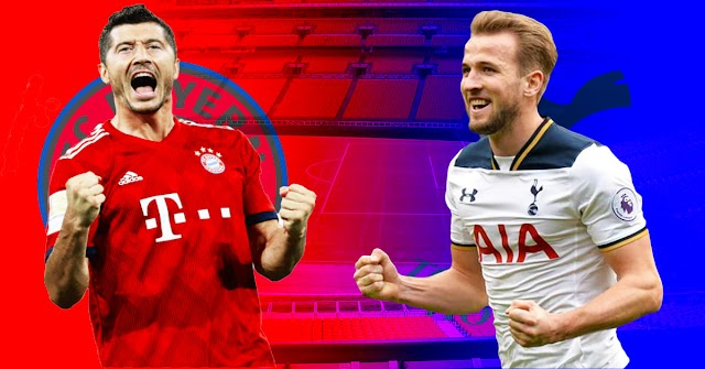 مباراة توتنهام ضد بايرن ميونخ | دوري ابطال اوروبا 2019-2020