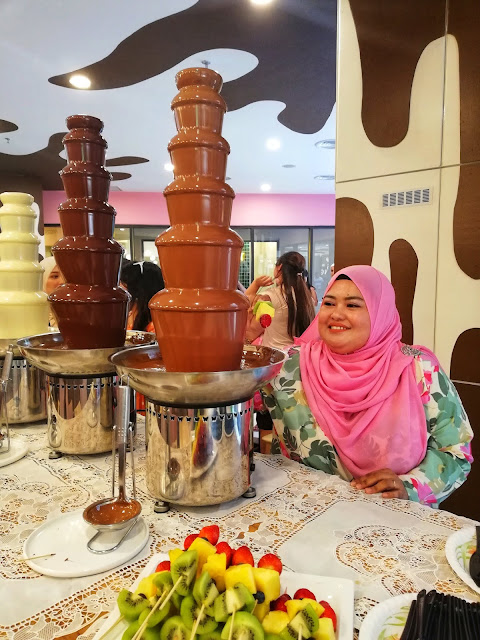 Party Coklat dengan Butterfly Project di Belgische Chocolatier
