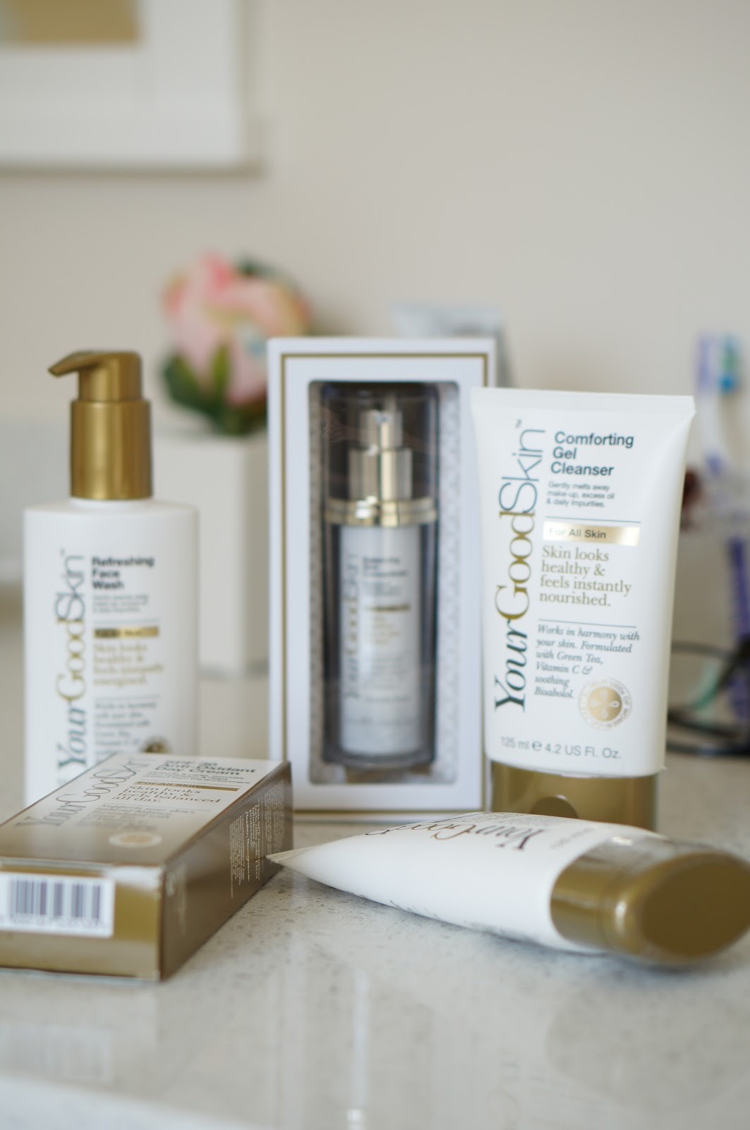 CRUELTY FREE BEAUTY | YOUR GOOD SKIN REVIEWS by North Carolina style blogger Rebecca Lately