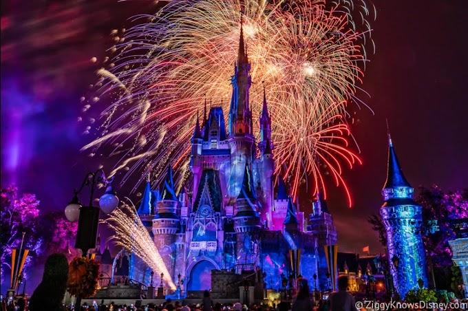 Walt Disney World estreia espetáculos de comemoração de seus 50 anos!