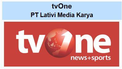 Lowongan Kerja PT. Lativi Media Karya (tvOne) Februari 2017