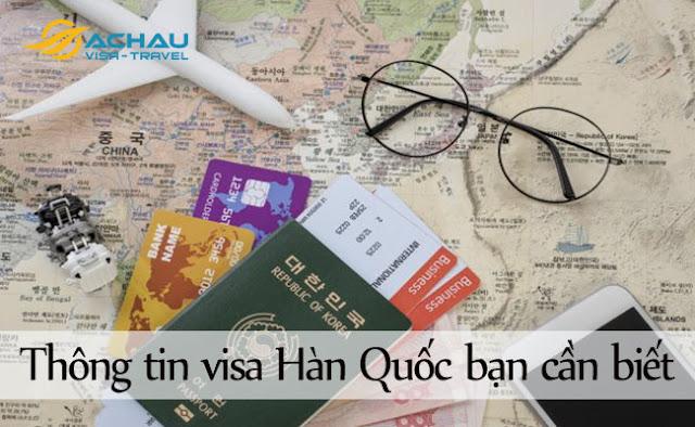 Nới lỏng visa du lịch Hàn Quốc, cơ hội vàng cho công dân Việt